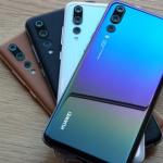 Huawei presenteert 4 nieuwe kleuren P20 Pro: ook leren-achterkant