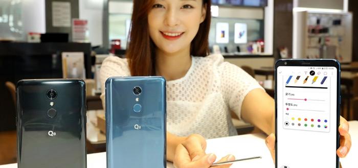 LG Q8 (2018) met stylus voorgesteld door LG, wat heeft het toestel te bieden?