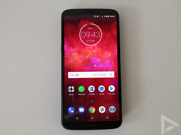 Moto Z3 Play review