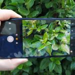 Moto Z3 Play camera