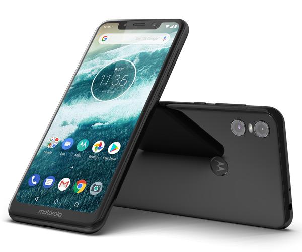 Motorola One aanbieding