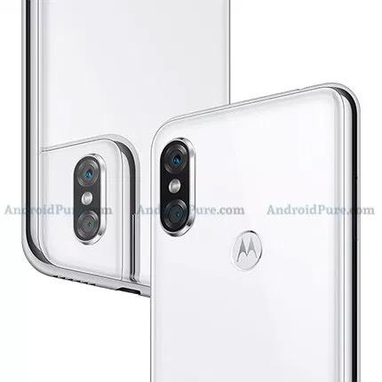Motorola P30 render