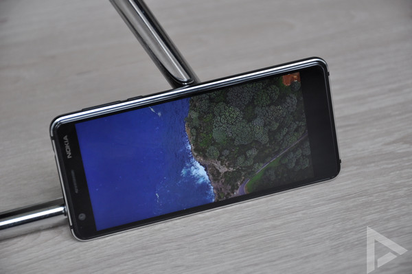 Nokia 3.1 video