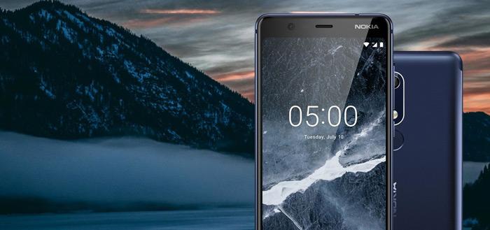 Nokia 5.1 nu verkrijgbaar in Nederland: details en prijzen