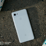 Google Pixel 3 XL achterkant