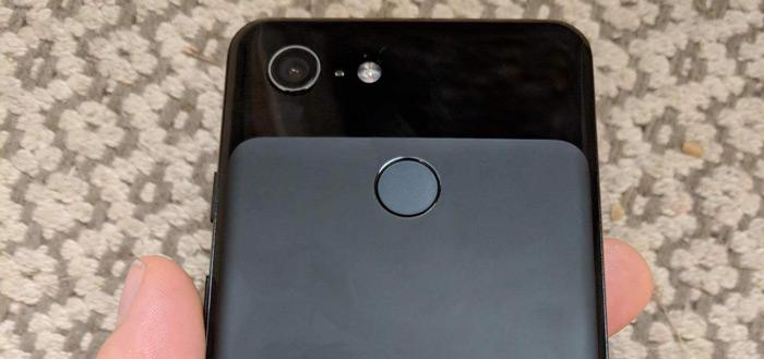 Na de XL nu ook de Pixel 3 gelekt in het zwart; plus specificaties