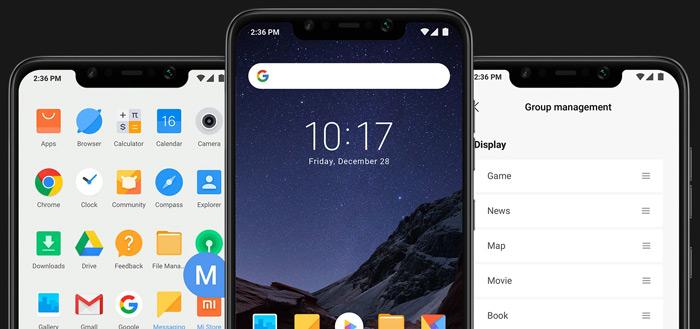 Poco Launcher van Xiaomi voor ieder toestel in Play Store beschikbaar