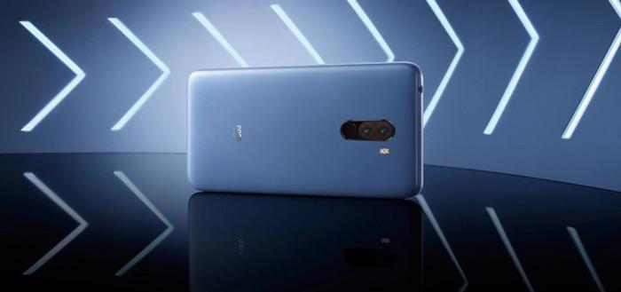 Xiaomi maakt scherpe Europese prijzen bekend van Pocophone F1