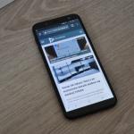 Samsung Galaxy J6 internet
