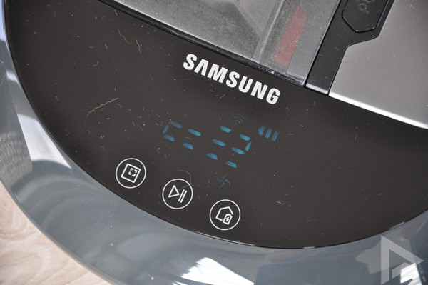 Samsung Powerbot Smart Control review