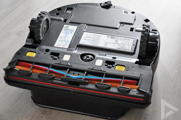 Samsung Powerbot test