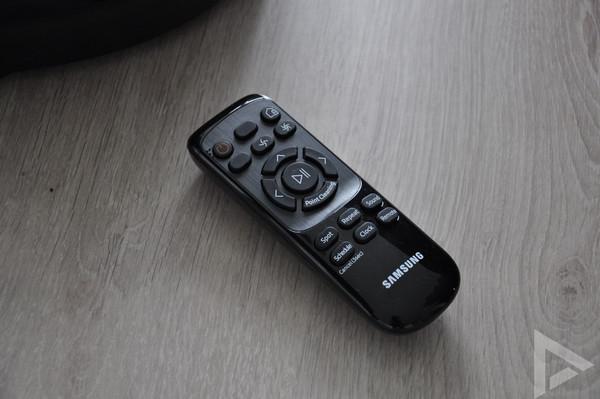 Samsung Powerbot afstandsbediening