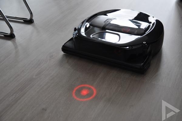 Samsung Powerbot laser