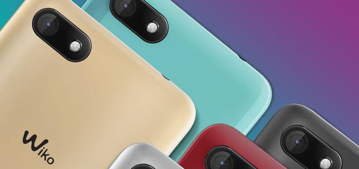 Wiko presenteert Sunny 3 en Sunny 3 Mini met Android Go