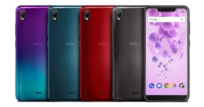 Wiko View 2 Go