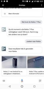DroidApp Google Assistent