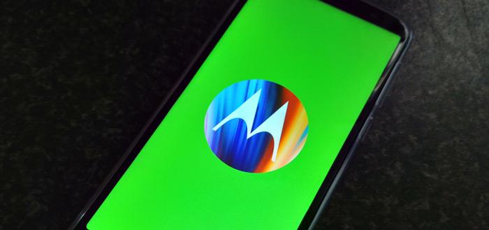 Foto's opgedoken van nieuwe Moto Z4 van Motorola
