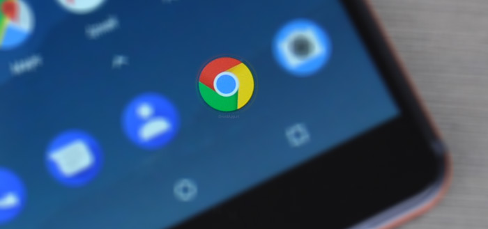 Google Chrome: test met nieuwe toolbar voor openstaande tabbladen