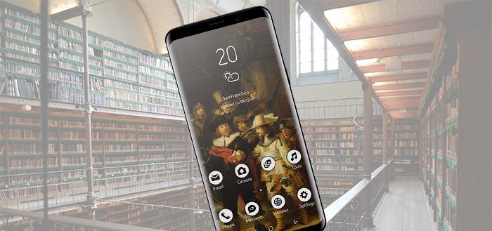 Samsung en KPN lanceren Rijksmuseum-edities van Galaxy smartphones