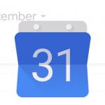 Google Agenda 6.0 update brengt nieuw Material Design