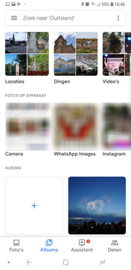 Google Foto's 4.0