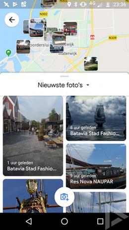 Google Maps foto's