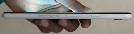 Google Pixel 3 XL zijkant