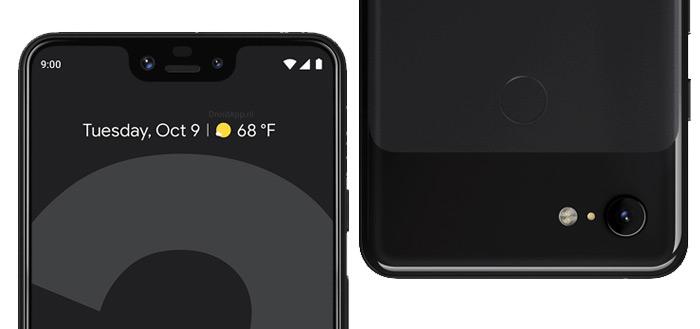 Pixel 3 en Pixel 3 XL te zien op officiële foto's: dit is 'm