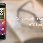 De vergeten smartphone: HTC Sensation