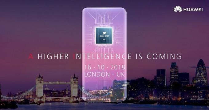 Huawei Mate 20 16 oktober