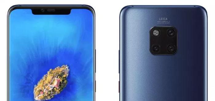 Huawei Mate 20 Pro: enorm lek doet tal van interessante specs uit de doeken