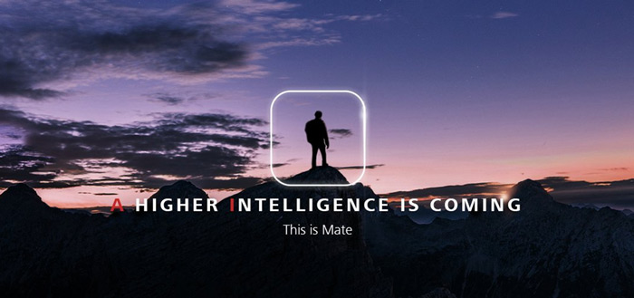 Huawei bevestigt in teaser vierkante camera voor Mate 20 (Pro)