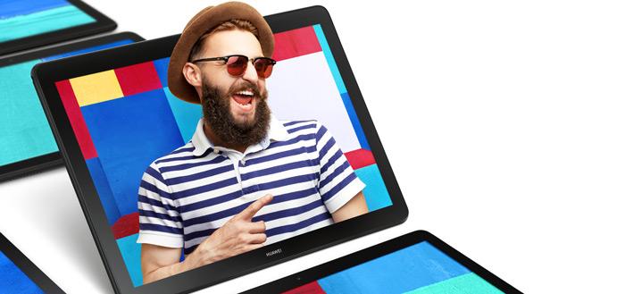 Huawei presenteert betaalbare tablets: MediaPad M5 Lite en MediaPad T5
