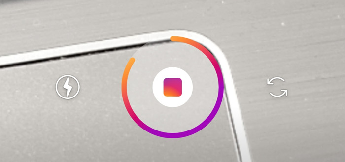Instagram Stories laat je nu langere video's delen en splits ze in delen