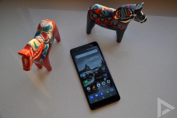 Nokia 5.1 beoordeling