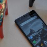 Nokia 5.1 voorkant