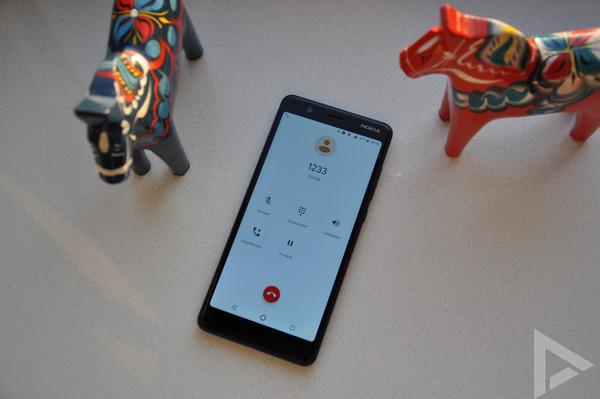 Nokia 5.1 dialer
