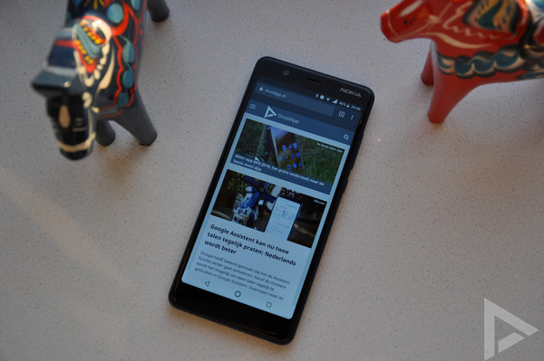 Nokia 5.1 internet