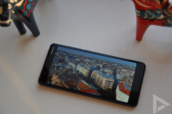 Nokia 5.1 video