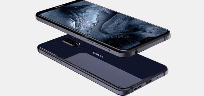 Nokia 7.1 Plus brengt bezoek aan TENAA; dit zijn de specs