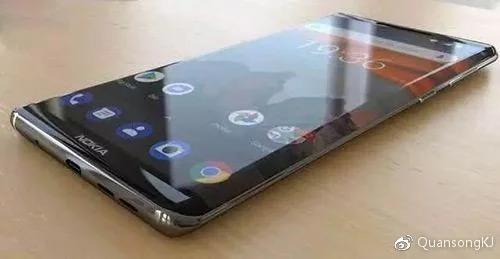 Nokia 9 foto