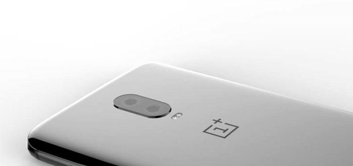 OnePlus 6T: nieuwe renders tonen toestel van alle kanten