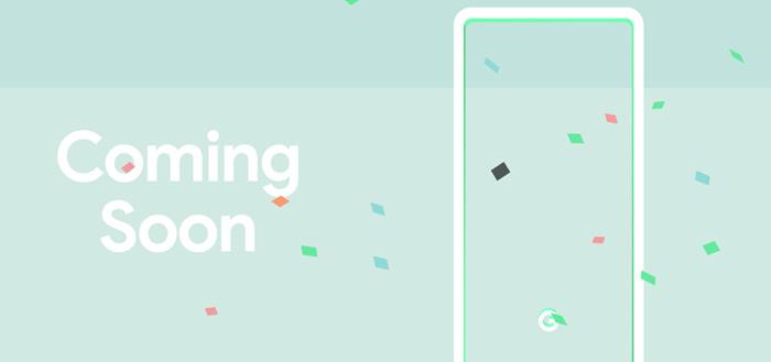 Nieuwe Google Pixel 3 teaser onthult ook mintgroene kleur voor toestel