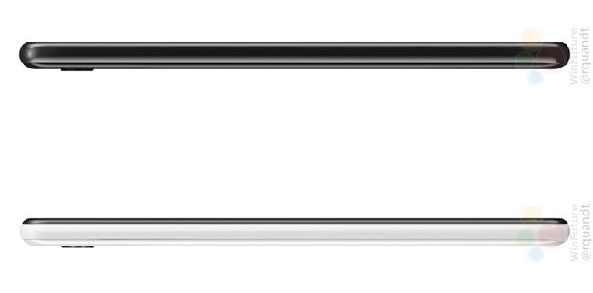 Google Pixel 3 zijkant