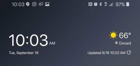 Android Pie met Samsung Experience 10: zo ziet de nieuwe interface eruit