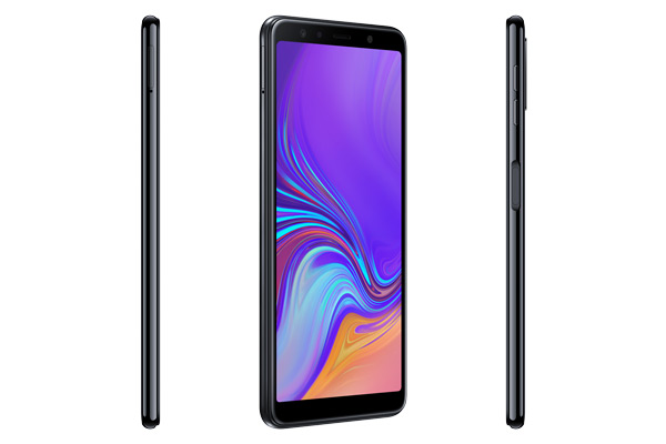 Samsung Galaxy A7 2018 Android Pie