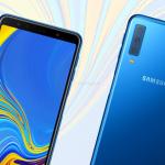 Samsung Galaxy A7 (2018) aangekondigd met triple-camera: aanval op Nokia 7 Plus?