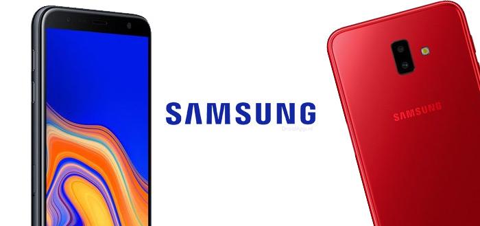 Samsung geeft sommige toestellen nog maar incidenteel updates