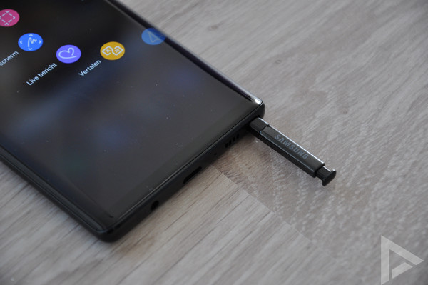 Samsung Galaxy Note 9 S Pen