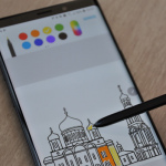 Samsung Galaxy Note 9 Pen UP